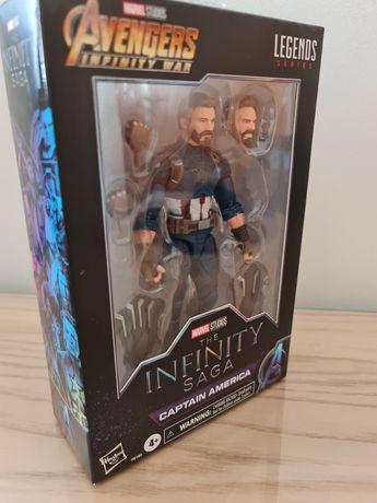 The Infinity Saga (Marvel Studios) - Homem de Ferro / Capitão América