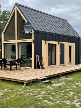 domek mobilny dom letniskowy , Tiny house, stodoła NESTHOLL