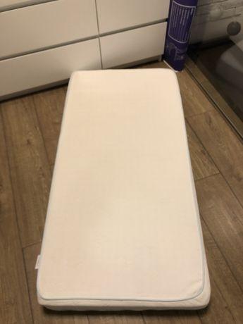 Materac lateksowy ikea vyssa somnat do lozeczka