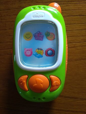 Brinquedo infantil Android musical Chicco