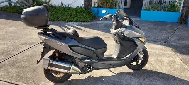 scooter 125cc daelim