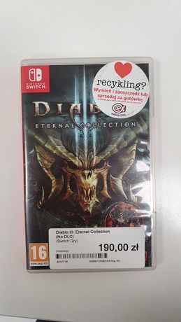 Nintendo switch Diablo 3 Pl
