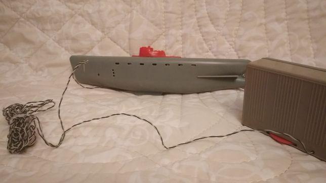 Управляемая модель подводной лодки