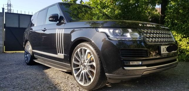 Land rover renge rover vogue 4.4 TDI