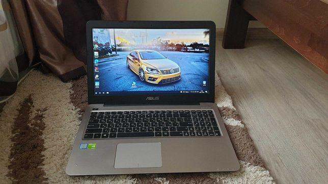 Ноутбук Asus X556/Nvidia 940MX 2Gb/15.6FHD/Core i5-7200U/8Gb DDR4/1Tb
