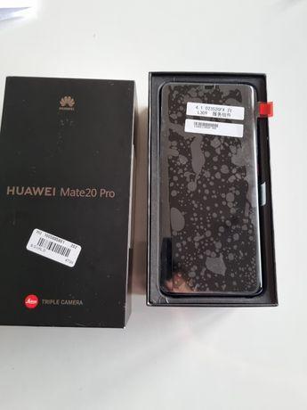 Huawei Mate 20 pro gwarancja, jak nowy