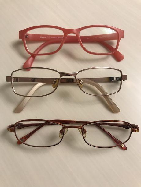Оправа для детских очков детская оправа для девочки очки