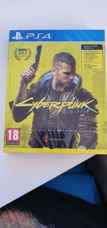 Cyberpunk 2077! Folia! Nowy! Ps4 I ps5! Polska wersja językowa.