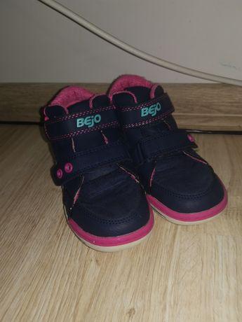 Buty dla dziewczynki 27 r.