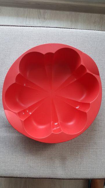 Tupperware forma silikonowa Kwiat