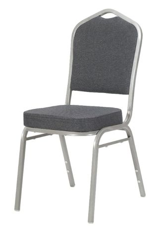 Krzesło krzesła bankietowe sztaplowane tapicerowane hotelowe Luxus