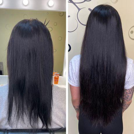 Бережное наращивание волос/Коррекция/снятие