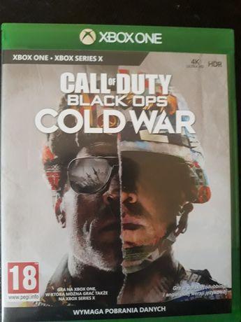 Sprzedam call of duty balck ops cold war na Xboxa