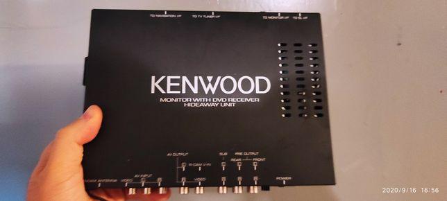 Jednostka centralna Kenwood KVT-817, KVT-717 plus kable