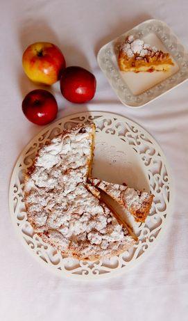 Штрудель, яблучний пиріг,торти