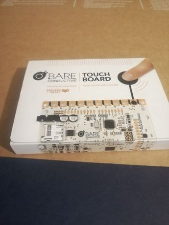 Placa Touch Board - Bare Conductive