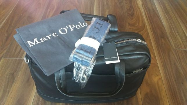 Marc O'Polo - torba na laptop NOWA