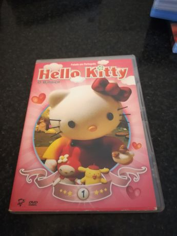 Dvd Hello kitty