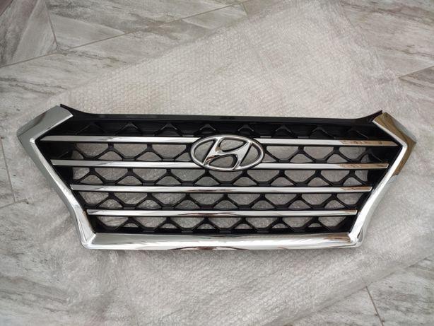 Решётка радиатора для Hyundai Tucson