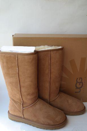 Ugg угги уги сапоги натуральные зимние ботинки 36 36.5