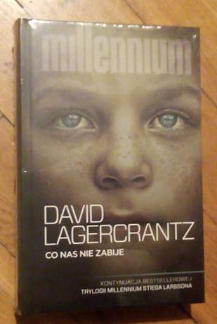 David Lagercrantz: Co nas nie zabije