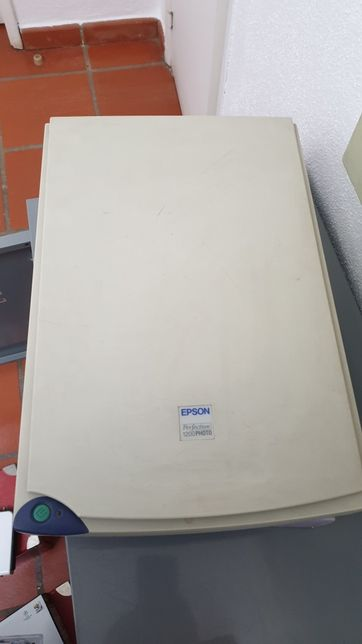 Vendo scanner de slides Epson 1200 Perfection