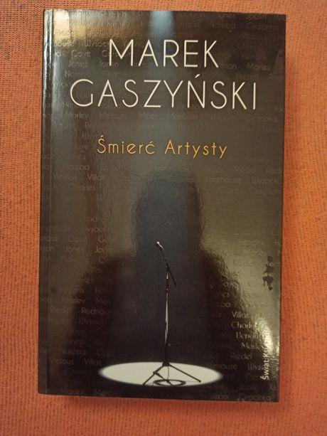 Marek Gaszyński - Śmierć Artysty