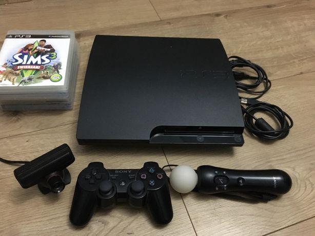 Playstation 3 komplet + gry (ps3 ps4 ps5)