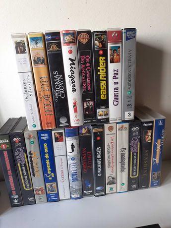 Filmes em cassetes VHS boas editoras