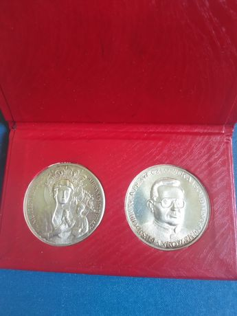 Stare medale z 1991 roku Gdańsk