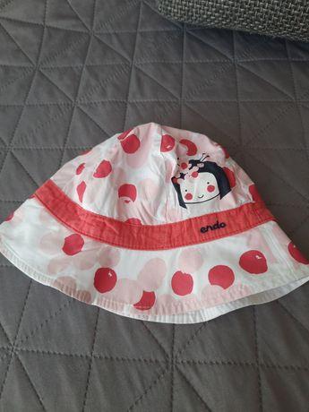 Endo kapelusz, czapka