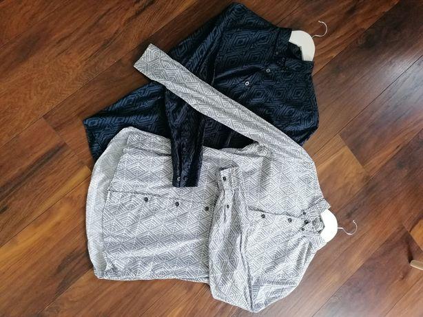 Dwie modne koszule H&M
