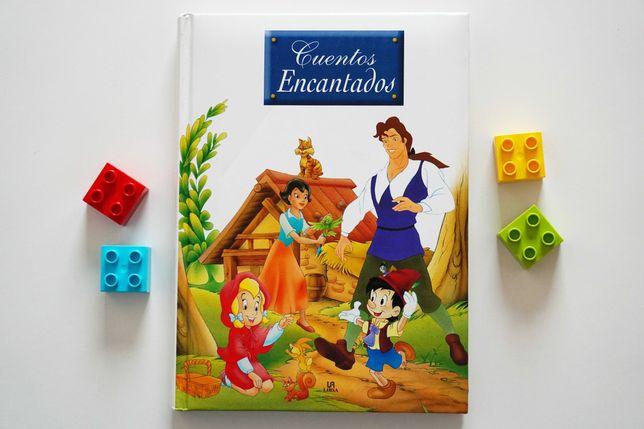 Cuentos encantados - zbiór bajek po hiszpańsku