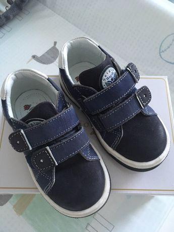 Sergio Bardi kids trzewiki buty skórzane r 21 j. Nowe