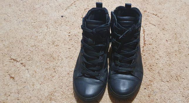 Ботинки ессо на мальчика 37 р, оригинал
