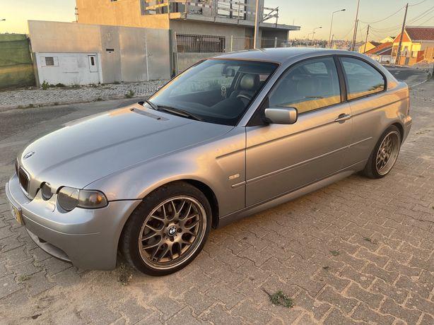 Vense-se BMW 320 td compatc ano 2004
