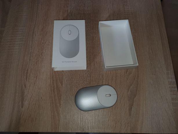 Myszka Xiaomi Portable Mouse Silver Nowa
