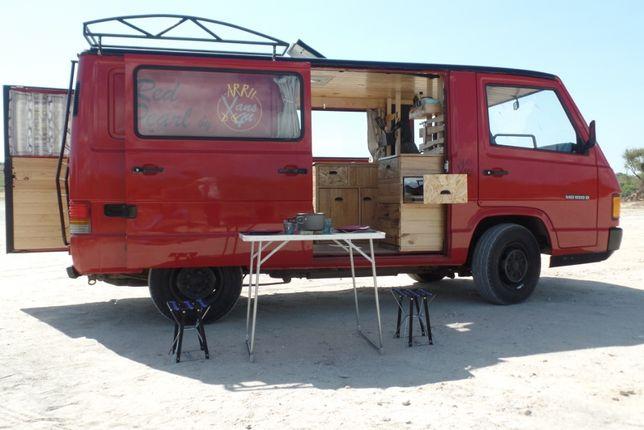 Aluga-se Campervan / Camper van rent