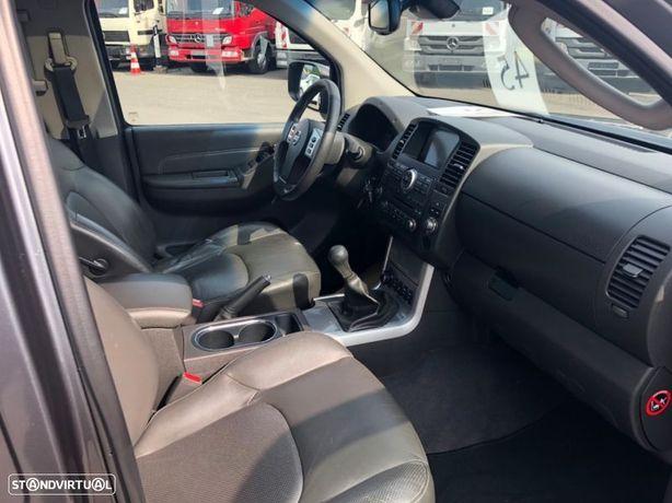 Nissan Navara D40 2.5Dci 170cv YD25DDTi para peças Caixa de Velocidades Automatica - Motor de Arranque  - Alternador - compressor Arcondicionado - Bomba Direção