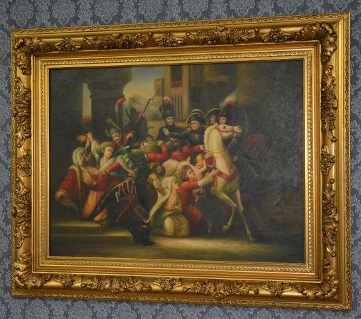 Quadro retorno de Napoleão.