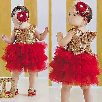 Платье красное в пайетках + туфельки красные