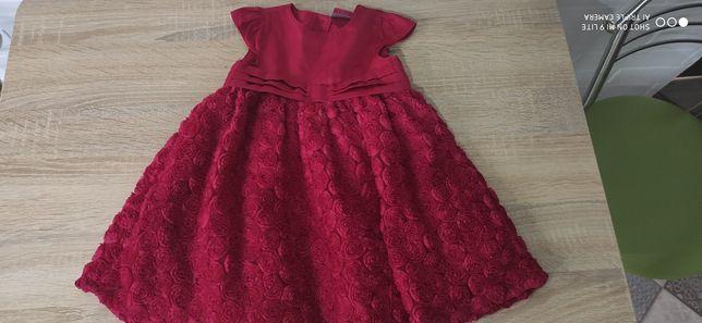 Платье для принцессы 9-12 мес.