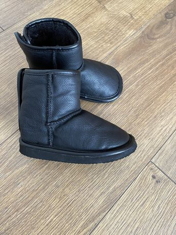 H&M ugg угги уги ботинки