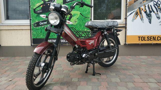 Мопед, Мотоцикл дорожный MUSSTANG DELTA MT110-1