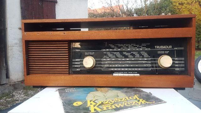 Radio-gramofon Unitra Diora Trubadur 20307