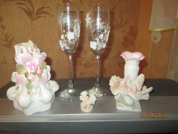 Продам свадебные аксесуары
