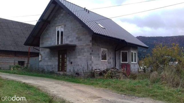 Dom w Lubomierzu Gorce,Beskid Wyspowy
