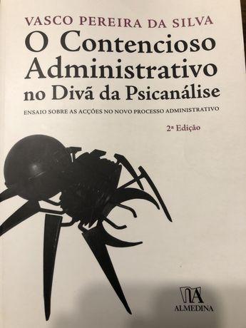 O Contencioso Administrativo no Divã da Psicanálise | Pereira da Silva