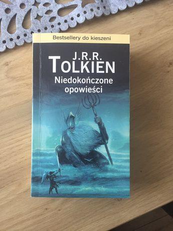 Książka J.R.R. Tolkien Niedokończone opowieści