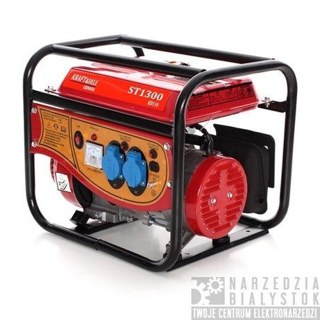 Agregat prądotwórczy generator prądu 2200W AVR 230V 4-suw